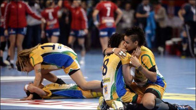 Handball féminin coupe monde 2013